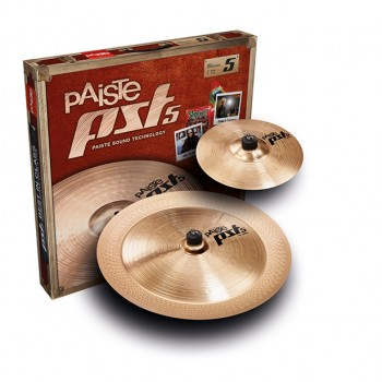 000068FXPK New PST 5 Effects Set Комплект тарелок 10/18, Paiste