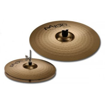 000015ES14 201 Bronze Essential Set Комплект тарелок 14/18, Paiste